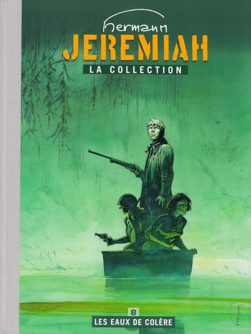 Couverture de Jeremiah - La Collection (Hachette) -8- Les eaux de colère