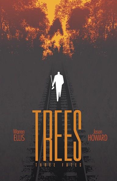 Couverture de Trees (2014) -15- Tree Fates (Part 1 of 5)