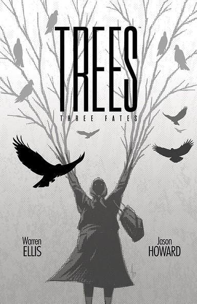 Couverture de Trees (2014) -16- Tree Fates (Part 2 of 5)