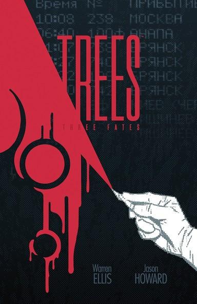 Couverture de Trees (2014) -17- Tree Fates (Part 3 of 5)