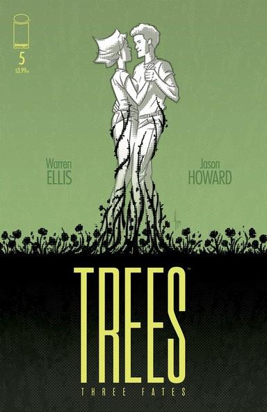 Couverture de Trees (2014) -19- Tree Fates (Part 5 of 5)