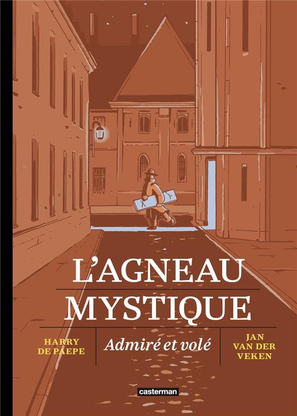 Couverture de L'agneau Mystique - L'Agneau Mystique