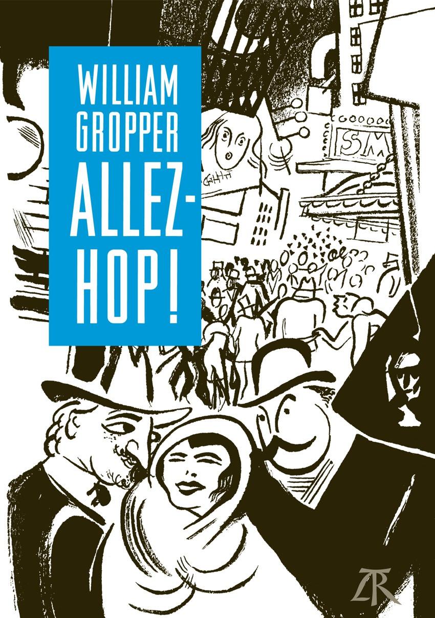 Couverture de Allez-hop !