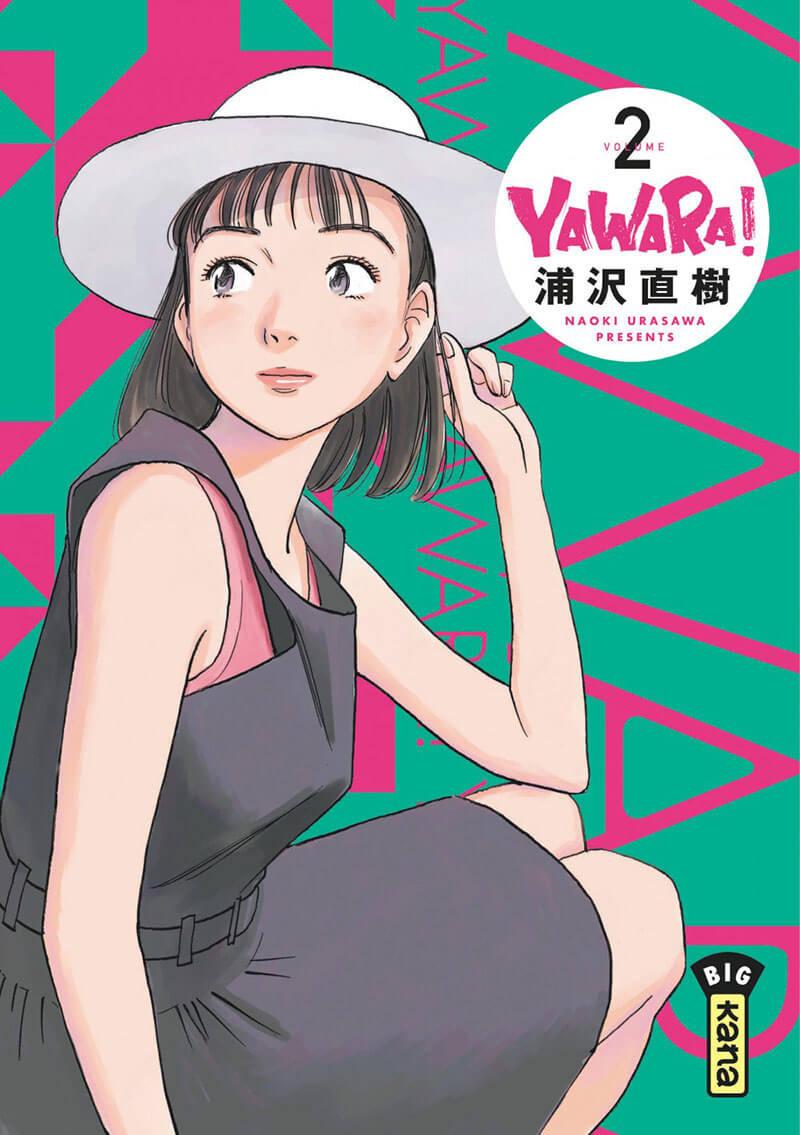 Couverture de Yawara ! -2- Tome 2