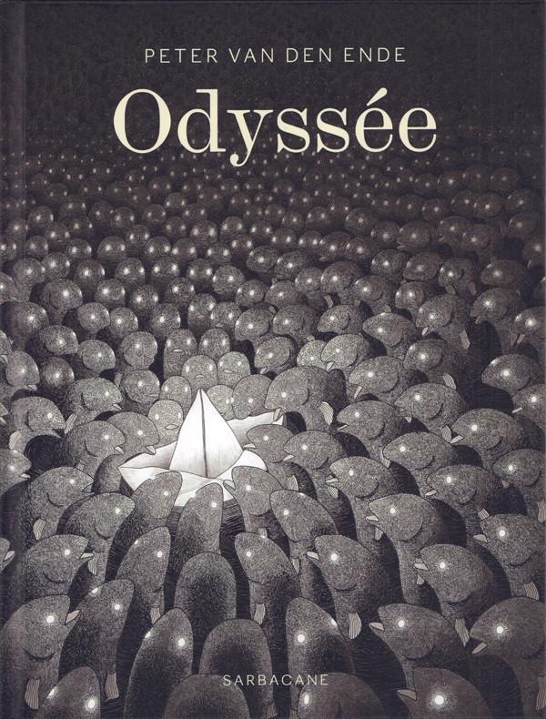 Couverture de (AUT) Van Den Ende, Peter - Odyssée