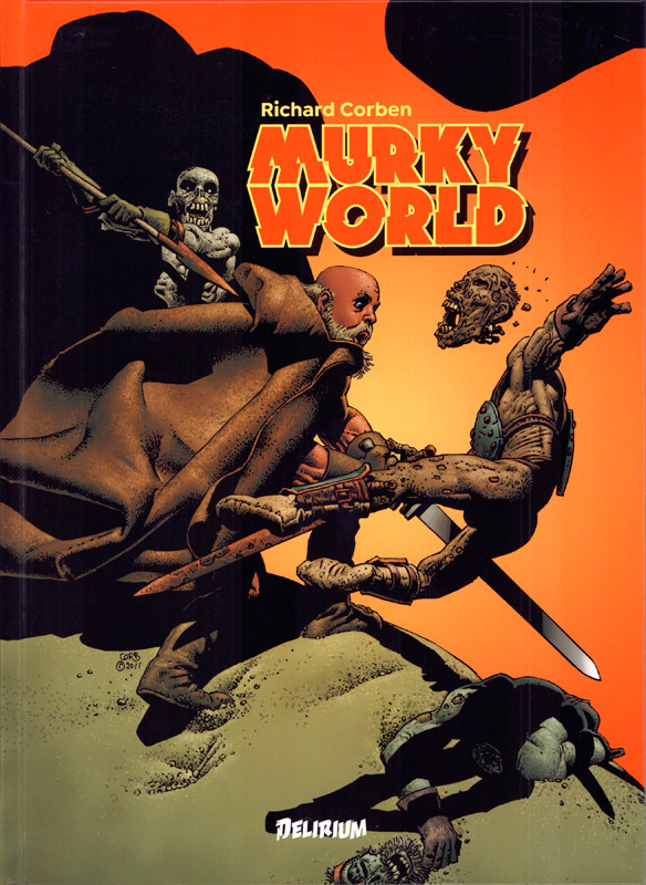 Couverture de Murky World