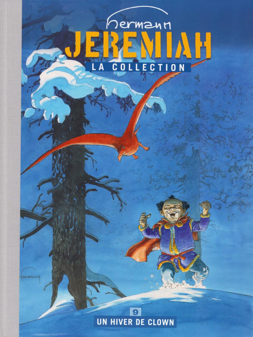Couverture de Jeremiah - La Collection (Hachette) -9- Un hiver de clown