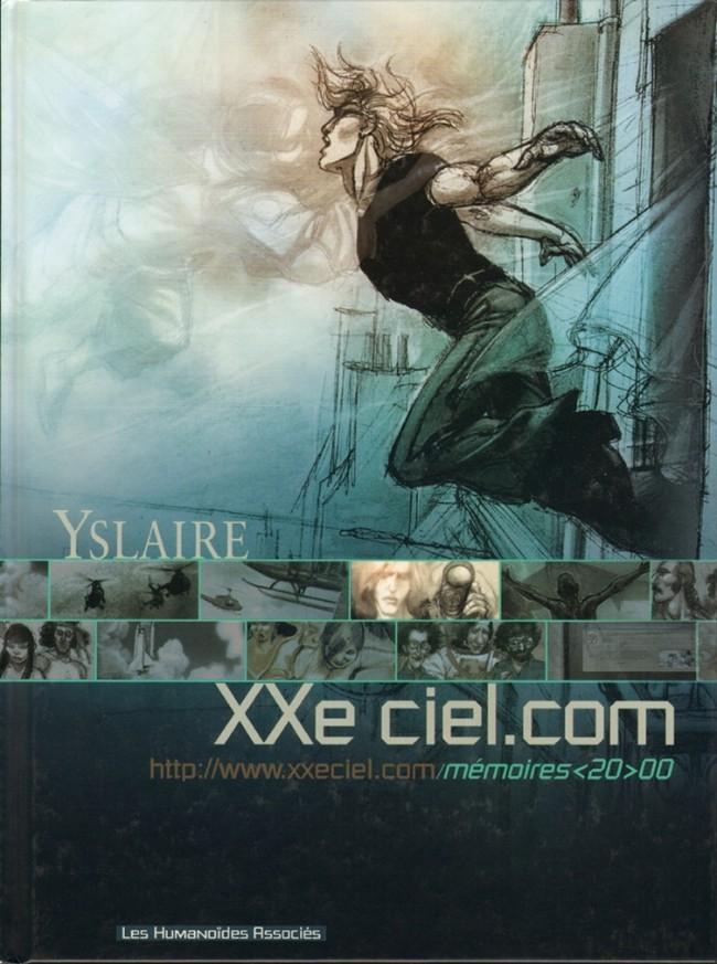 Couverture de XXe ciel.com -3.2- http://www.xxeciel.com/mémoires<20>00