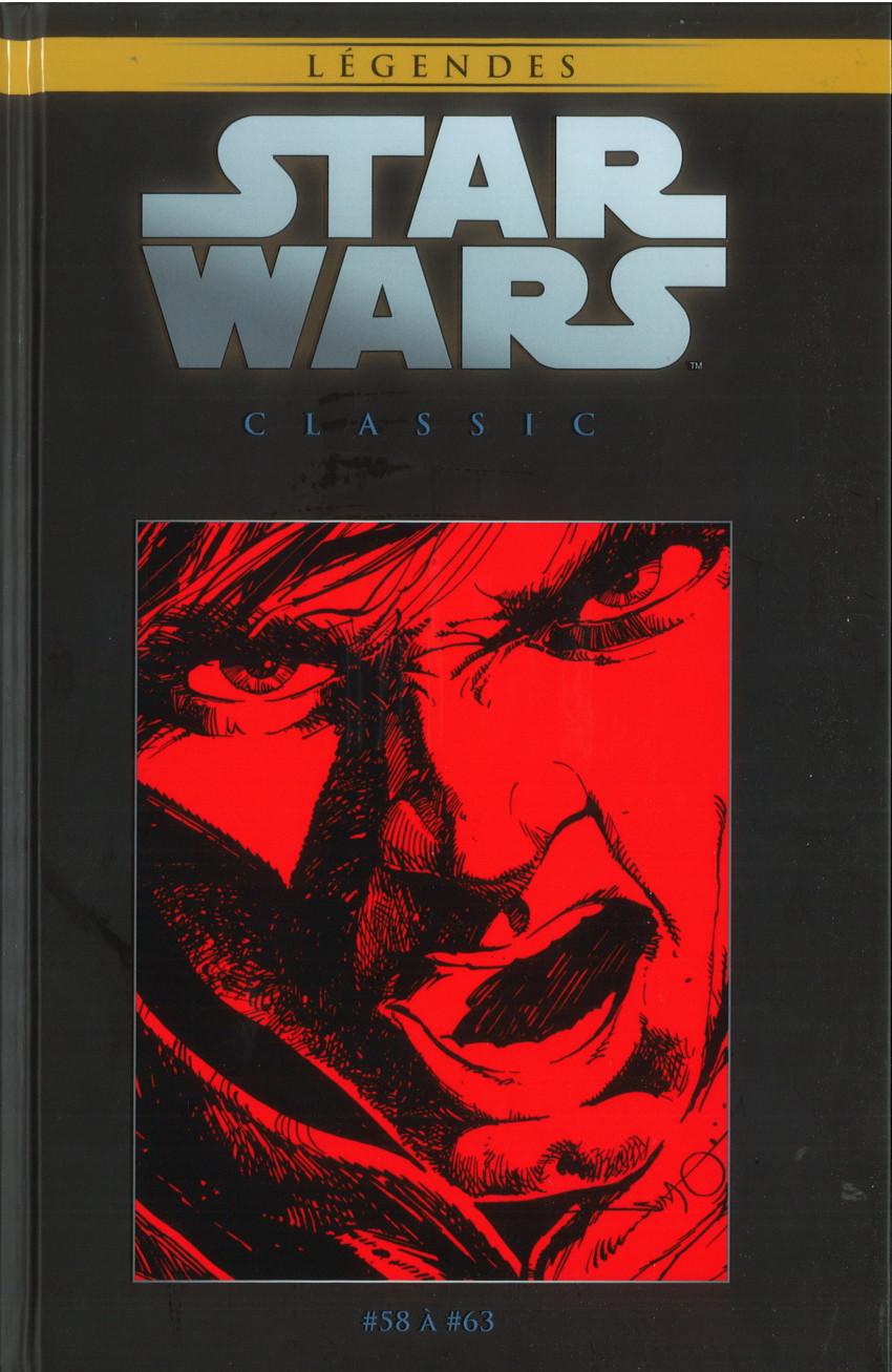 Couverture de Star Wars - Légendes - La Collection (Hachette) -126126- Star Wars Classic - #58 à #63