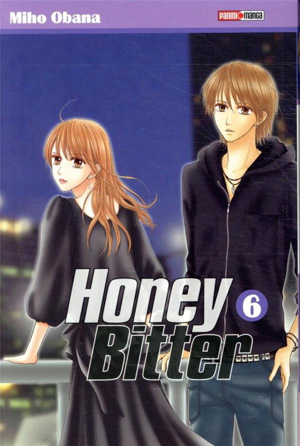 Couverture de Honey bitter - Tome 6