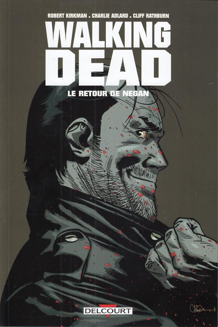 Couverture de Walking Dead -HS- Le Retour de Negan
