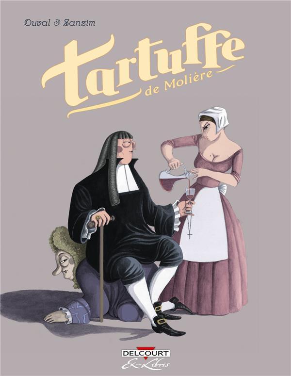 Couverture de Tartuffe, de Molière - Intégrale -INT- Tartuffe, de Molière