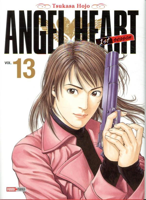 Couverture de Angel Heart - 1st Season -13- Vol. 13