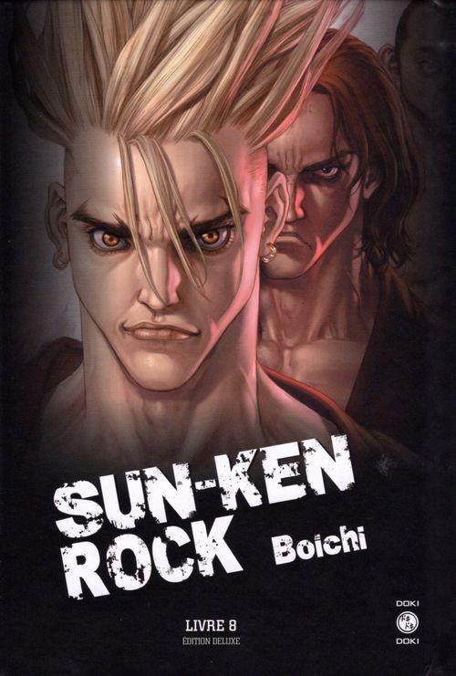 Couverture de Sun-Ken Rock - Édition Deluxe -8- Livre 8