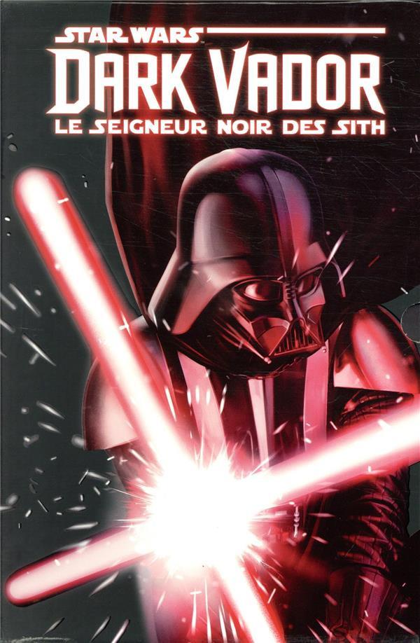 Couverture de Star Wars - Dark Vador : Le Seigneur noir des Sith -INT- Dark Vador - Le seigneur noir des Sith