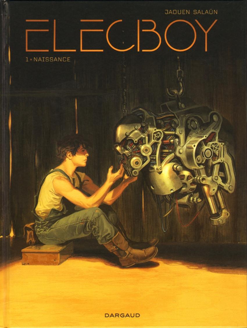 Couverture de Elecboy -1- Naissance