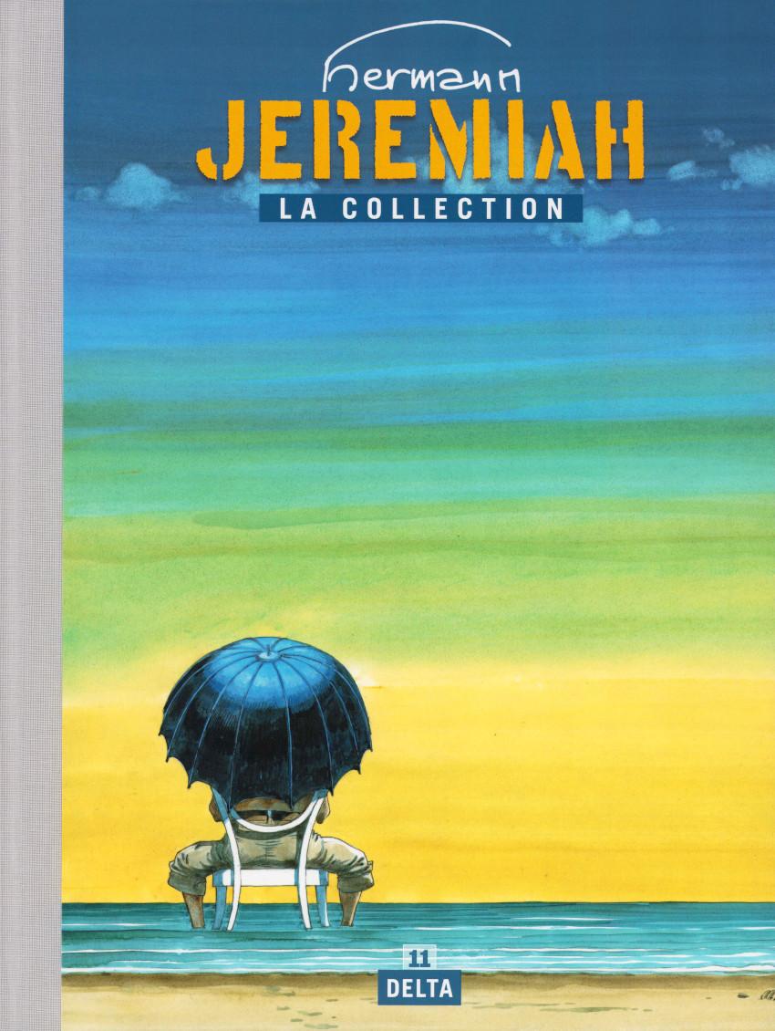 Couverture de Jeremiah - La Collection (Hachette) -11- Delta
