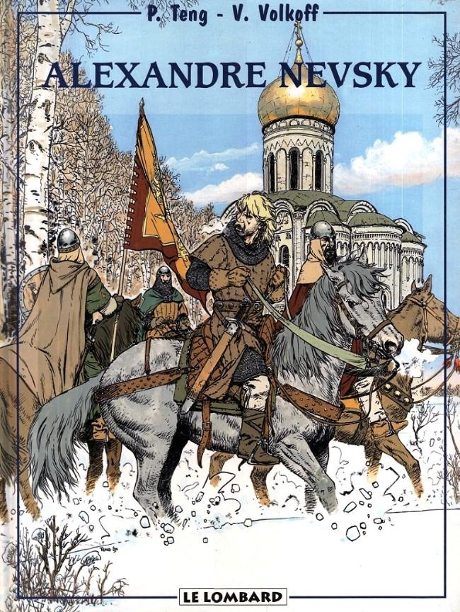 Couverture de Alexandre Nevsky