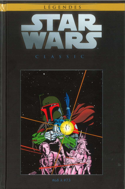 Couverture de Star Wars - Légendes - La Collection (Hachette) -128- Star Wars Classic - #68 à #73