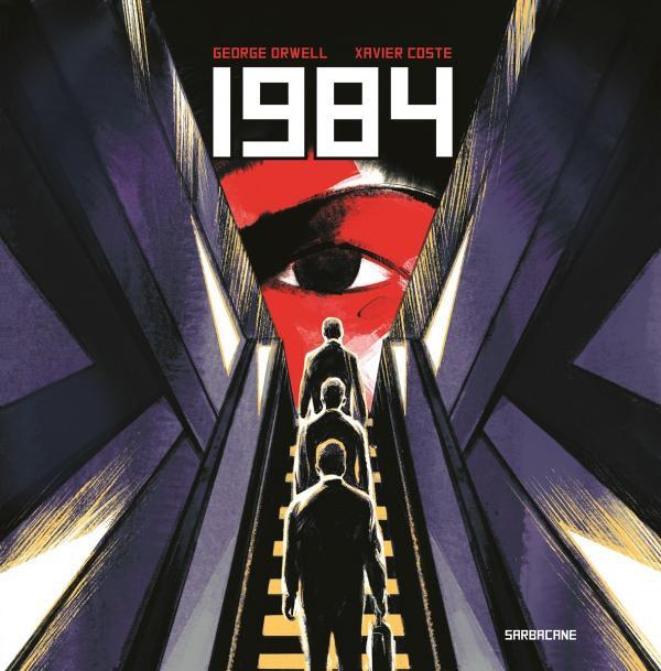Couverture de 1984 (Coste)