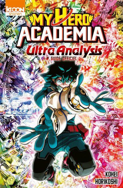 Couverture de My Hero Academia -HS4- Ultra Analysis
