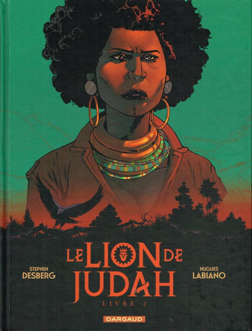 Couverture de Le lion de Judah -2- Livre 2