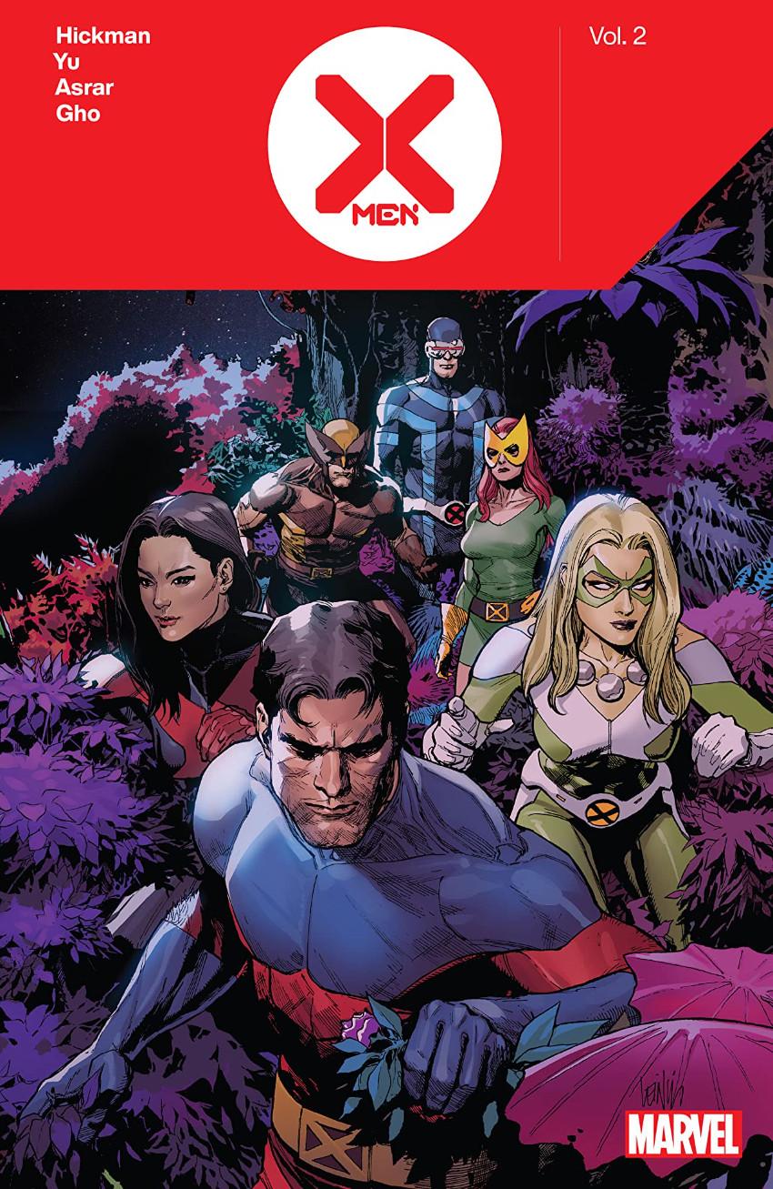 Couverture de X-Men Vol.5 (Marvel comics - 2019) -INT02- Volume 2