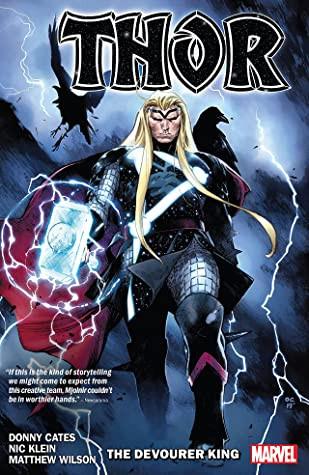 Couverture de Thor Vol.6 (Marvel comics - 2020) -INT 01- The Devourer King