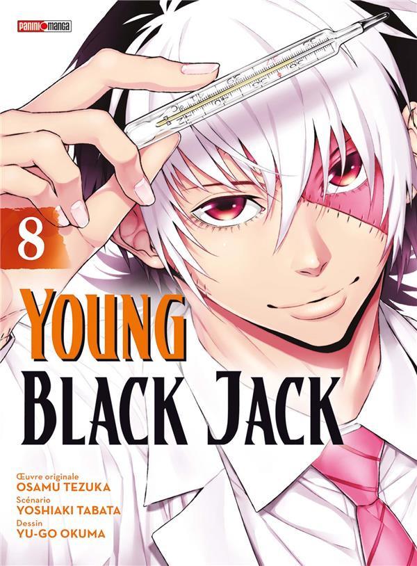 Couverture de Young Black Jack -8- Tome 8