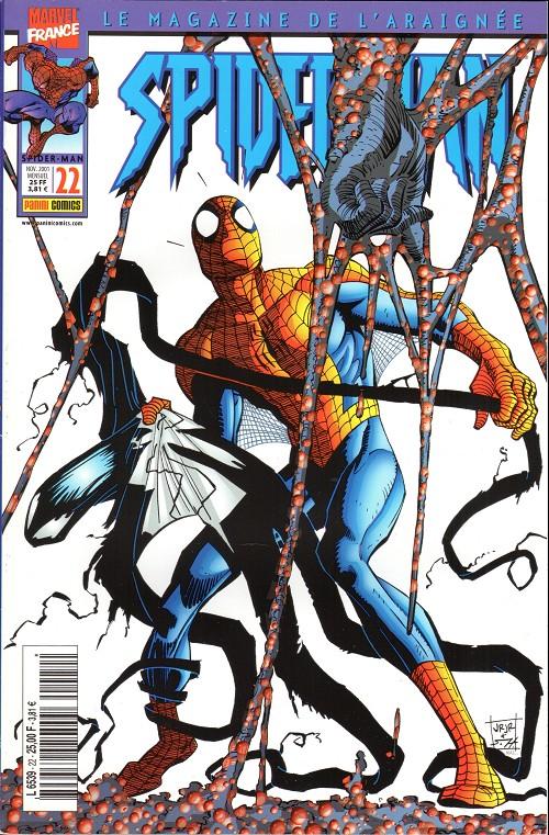 Couverture de Spider-Man (Marvel France 2e série - 2000) -22- Les visiteurs de l'espace