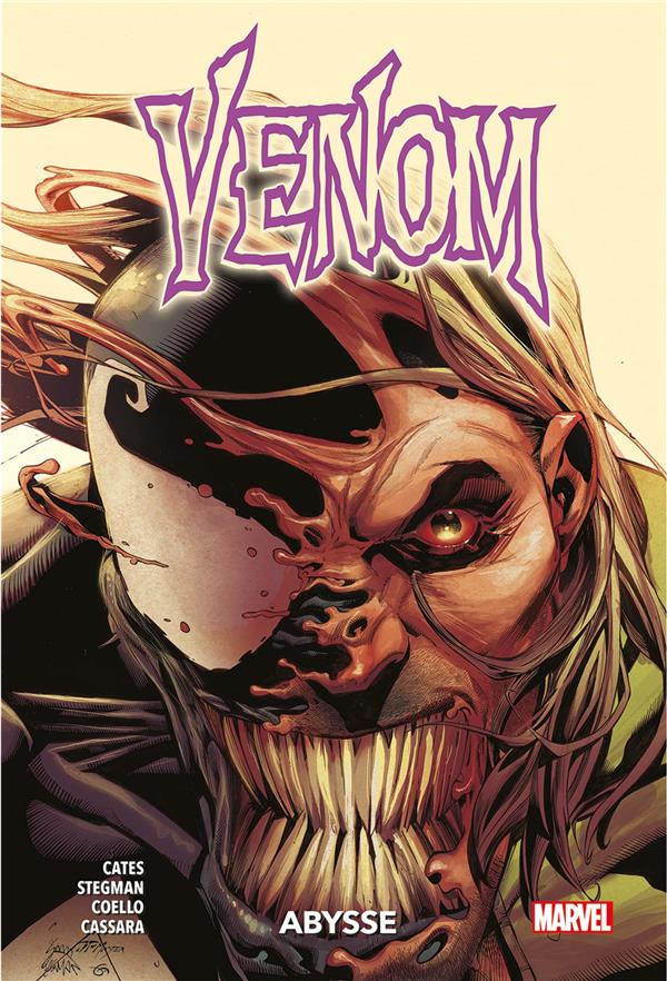Couverture de Venom (100% Marvel) -2- Abysse