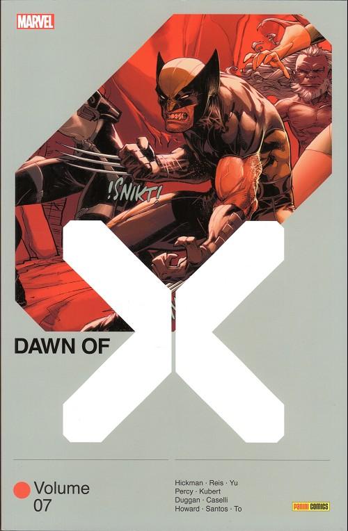 Couverture de Dawn of X -7- Volume 07