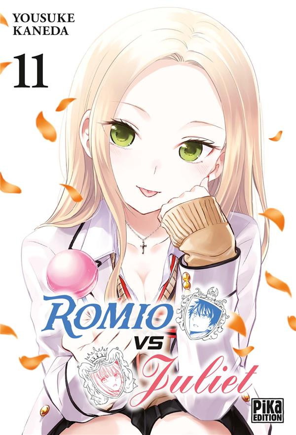 Couverture de Romio VS Juliet -11- Tome 11