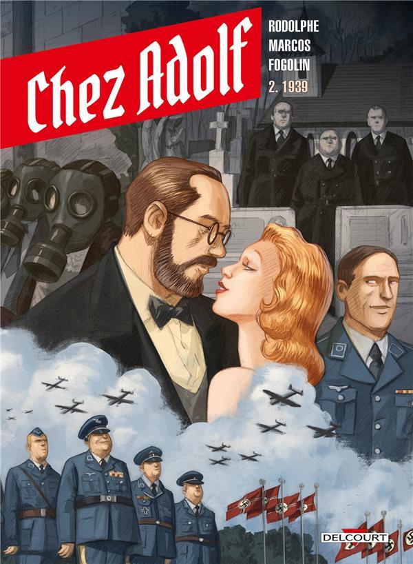 Couverture de Chez Adolf -2- 1939