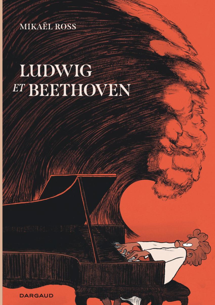 Couverture de Ludwig et Beethoven