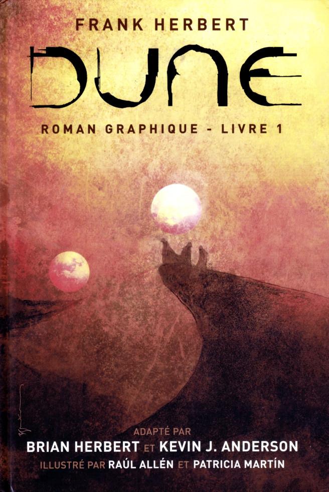 Couverture de Dune : Roman Graphique -1- Livre 1
