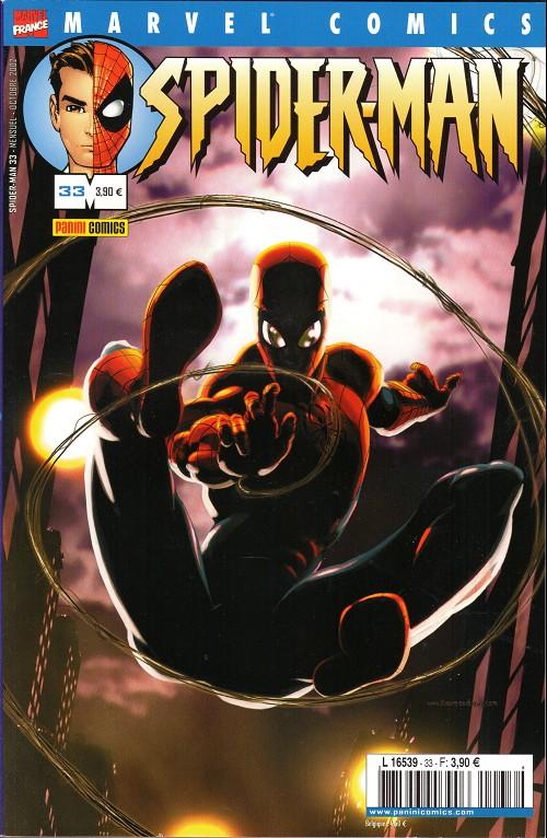 Couverture de Spider-Man (Marvel France 2e série - 2000) -33- Le grand jour
