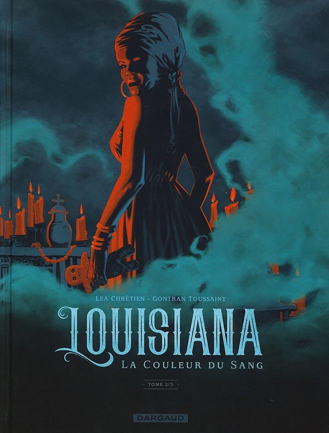 Couverture de Louisiana -2- La Couleur du Sang
