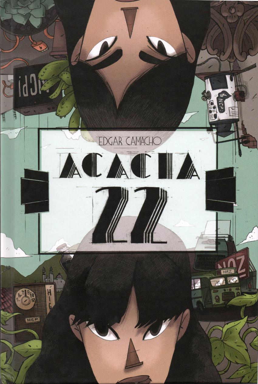 Couverture de Acacia 22