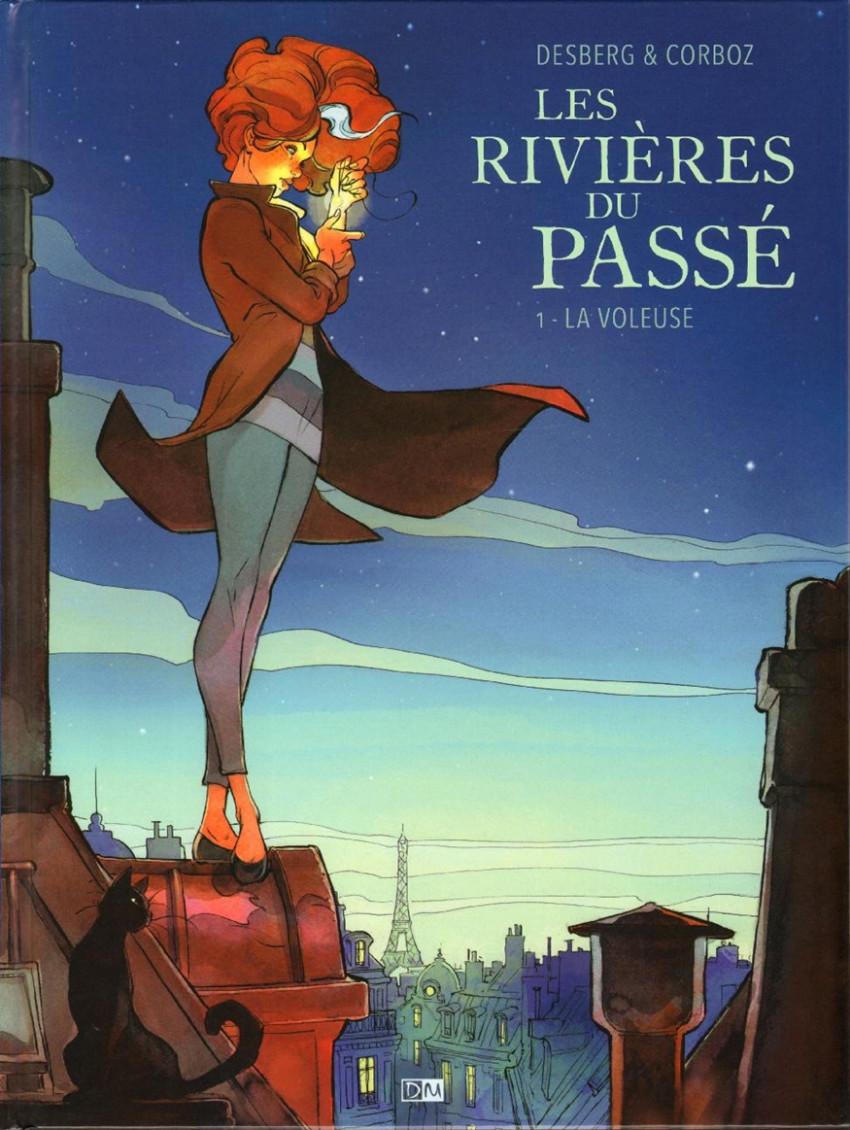 Couverture de Les rivières du Passé -1- La voleuse