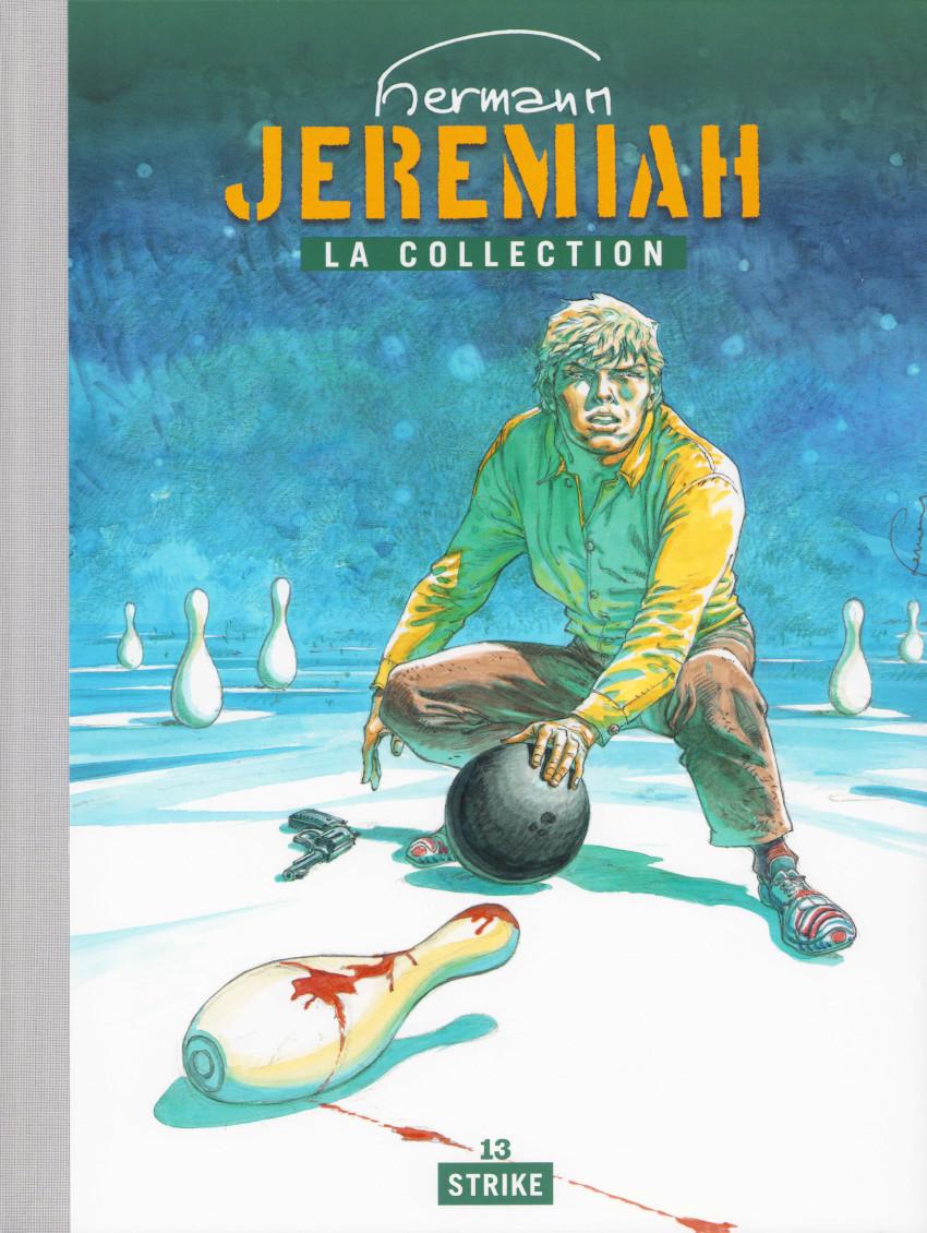 Couverture de Jeremiah - La Collection (Hachette) -13- Strike