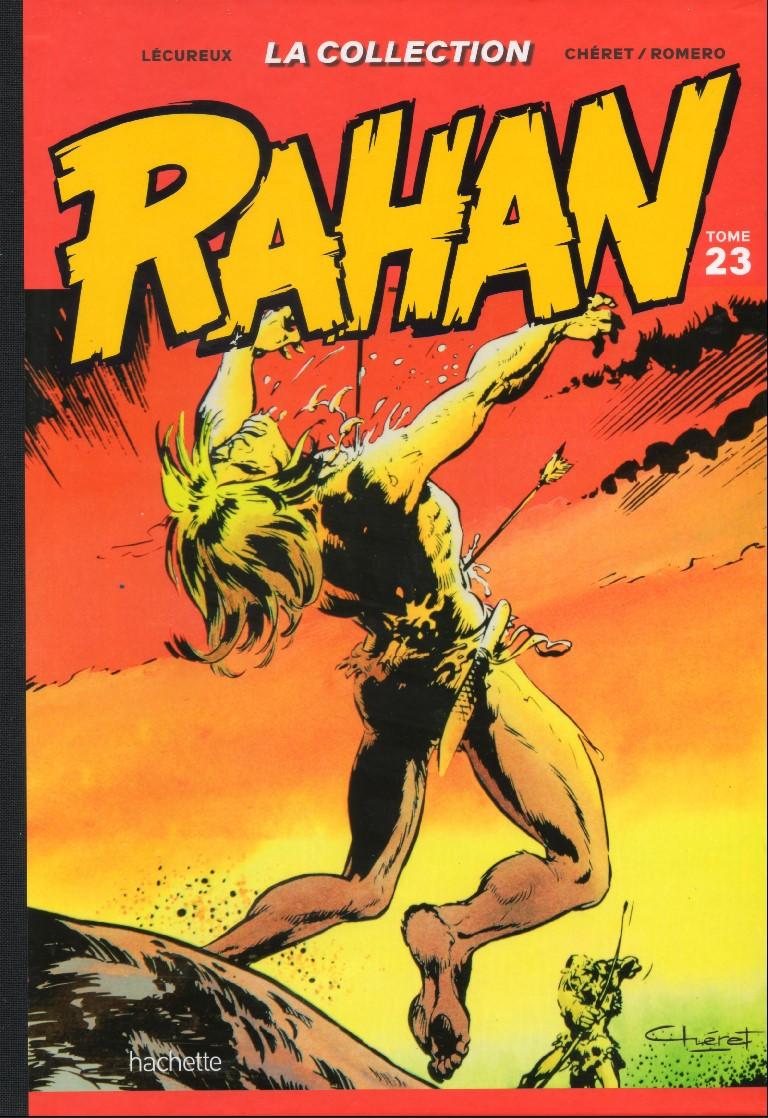 Couverture de Rahan - La Collection (Hachette) -23- Tome 23