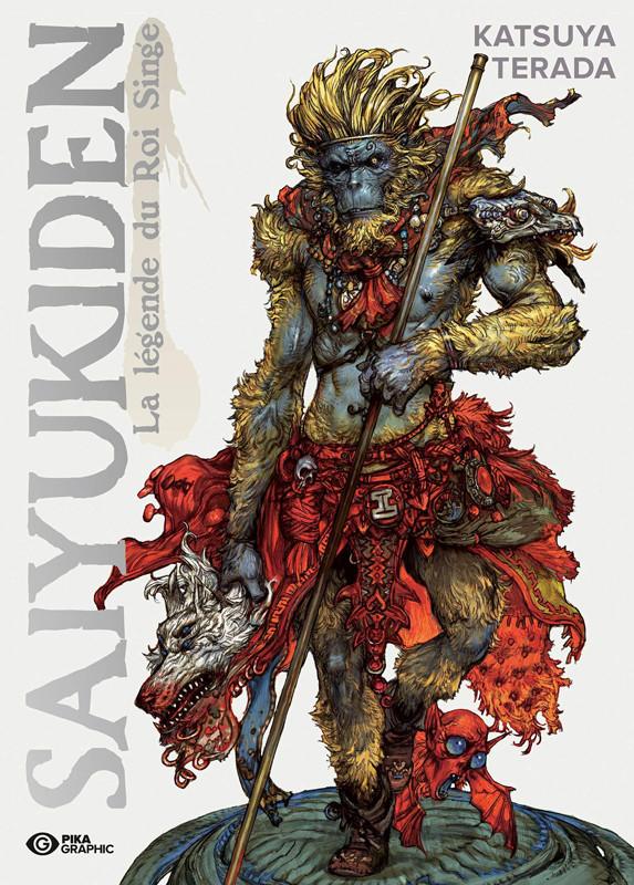 Couverture de Saiyukiden - La légende du roi singe