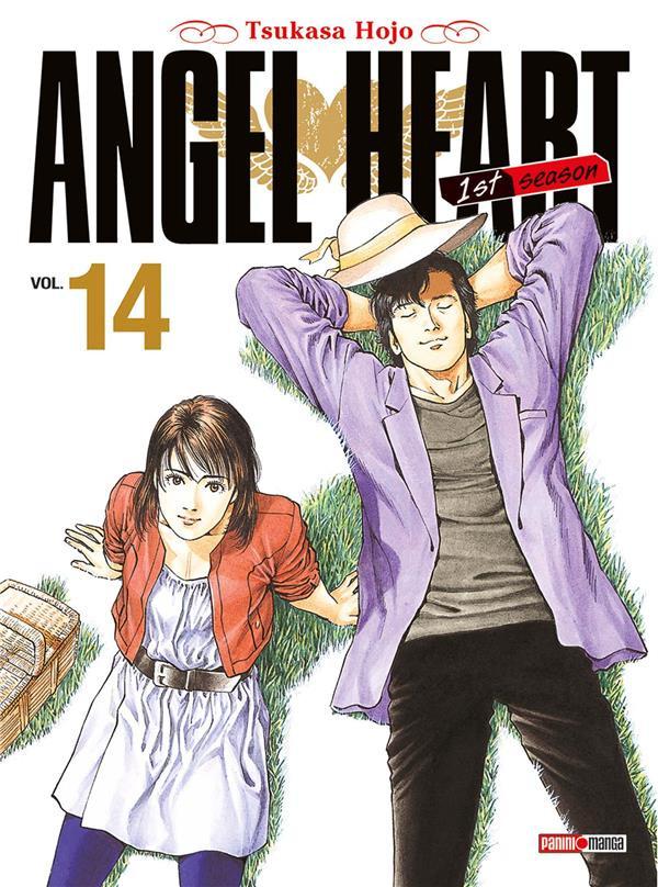 Couverture de Angel Heart - 1st Season -14- Vol. 14