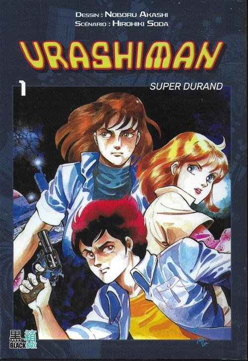 Couverture de Urashiman - Super Durand -1- Tome 1