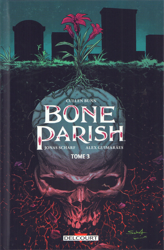 Couverture de Bone Parish -3- Tome 3