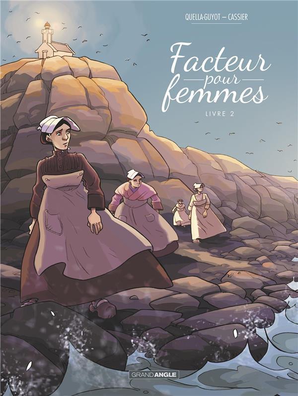 Couverture de Facteur pour femmes -2- Livre 2