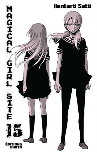 Couverture de Magical Girl Site -15- Tome 15