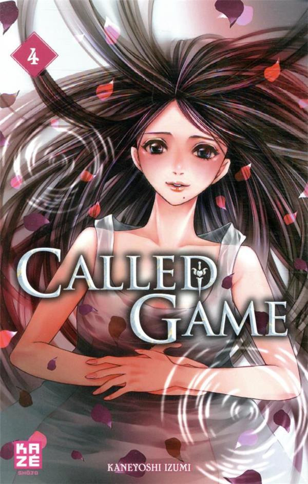 Couverture de Called Game -4- Tome 4