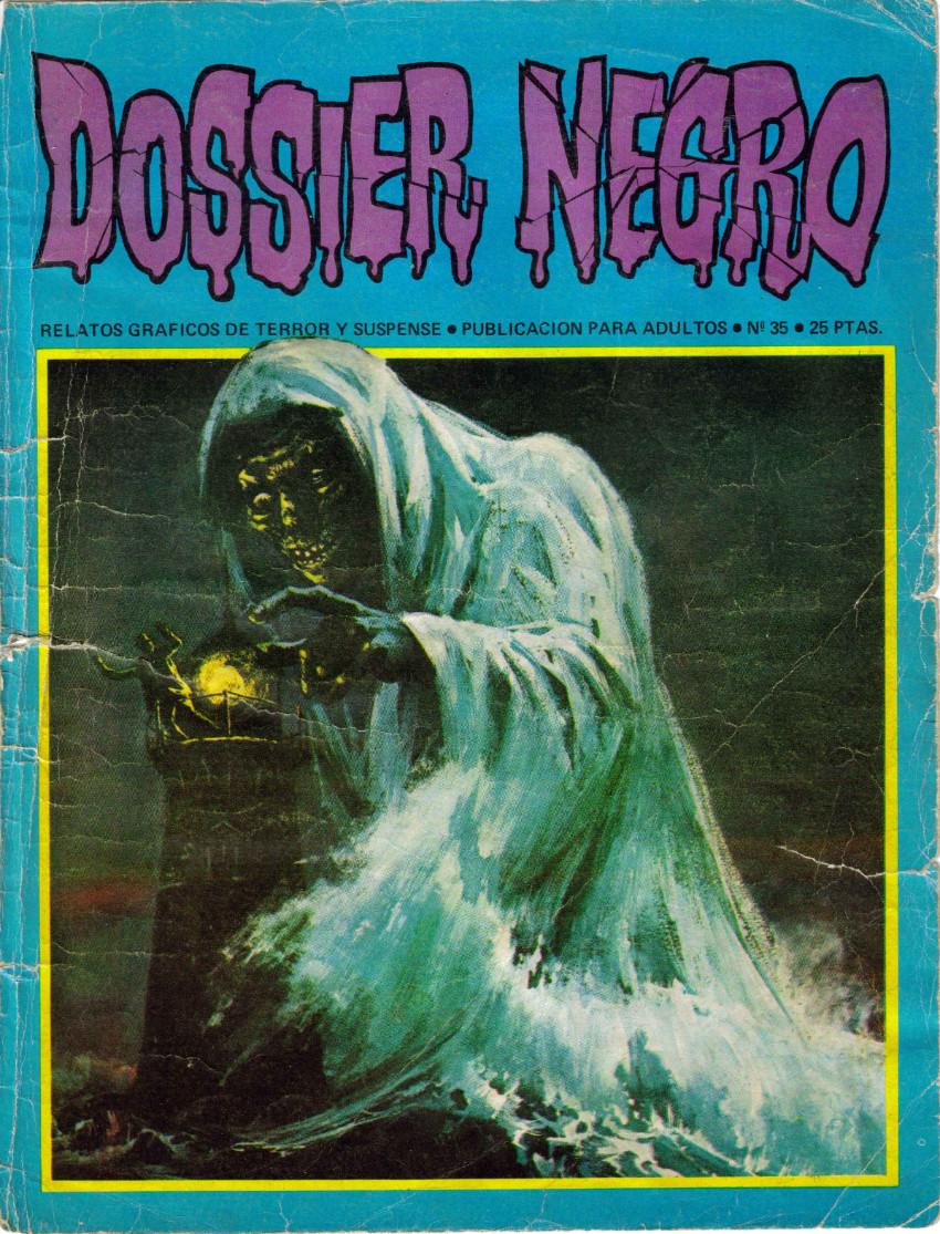 Couverture de Dossier Negro -35- Número 35